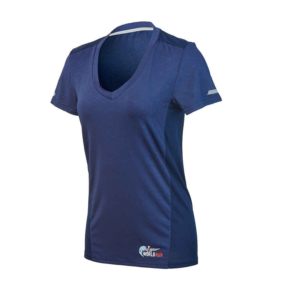 Wings for Life World Run Women's Performance Tee