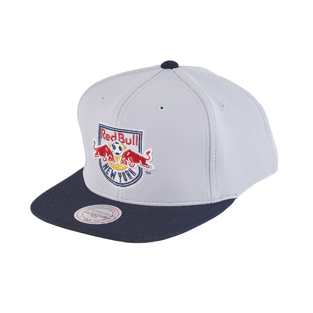 New York Red Bulls Mitchell & Ness The Cloud Snapback