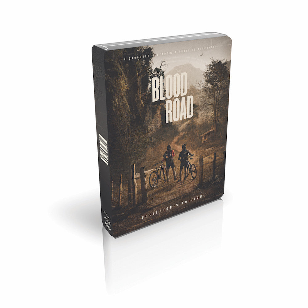 Blood Road 3-in-1 Collector's Edition: Blu-Ray, DVD & Digital Download