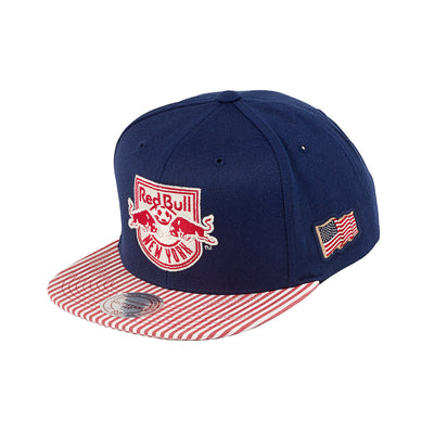 New York Red Bulls Mitchell & Ness OG USA Snapback