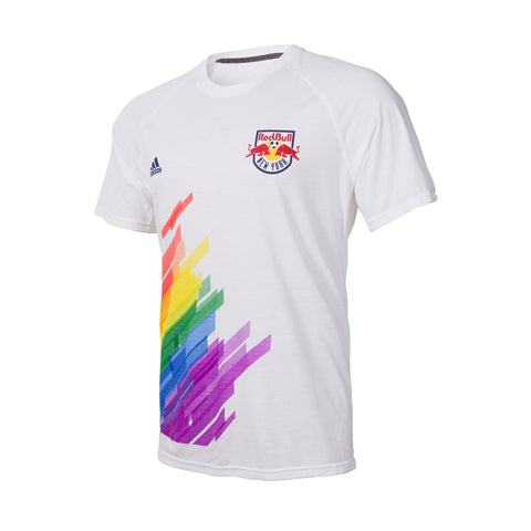New York Red Bulls Pride Night Tee Shirt