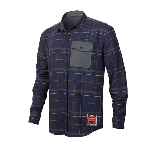 Red Bull KTM Racing Team Performance Flannel