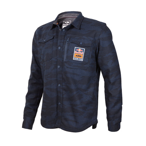Red Bull KTM Racing Team Camo Button Down