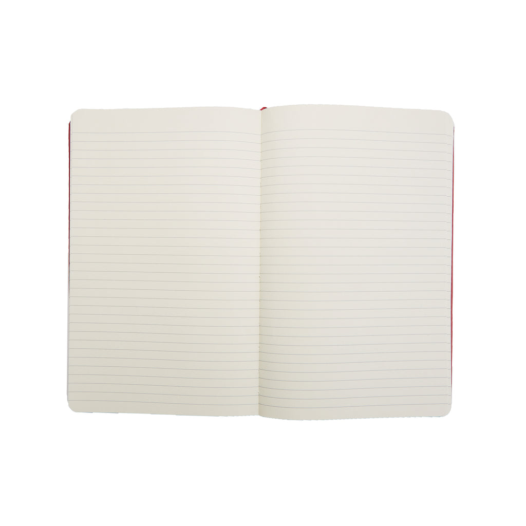 New York Red Bulls Leatherette Notebook