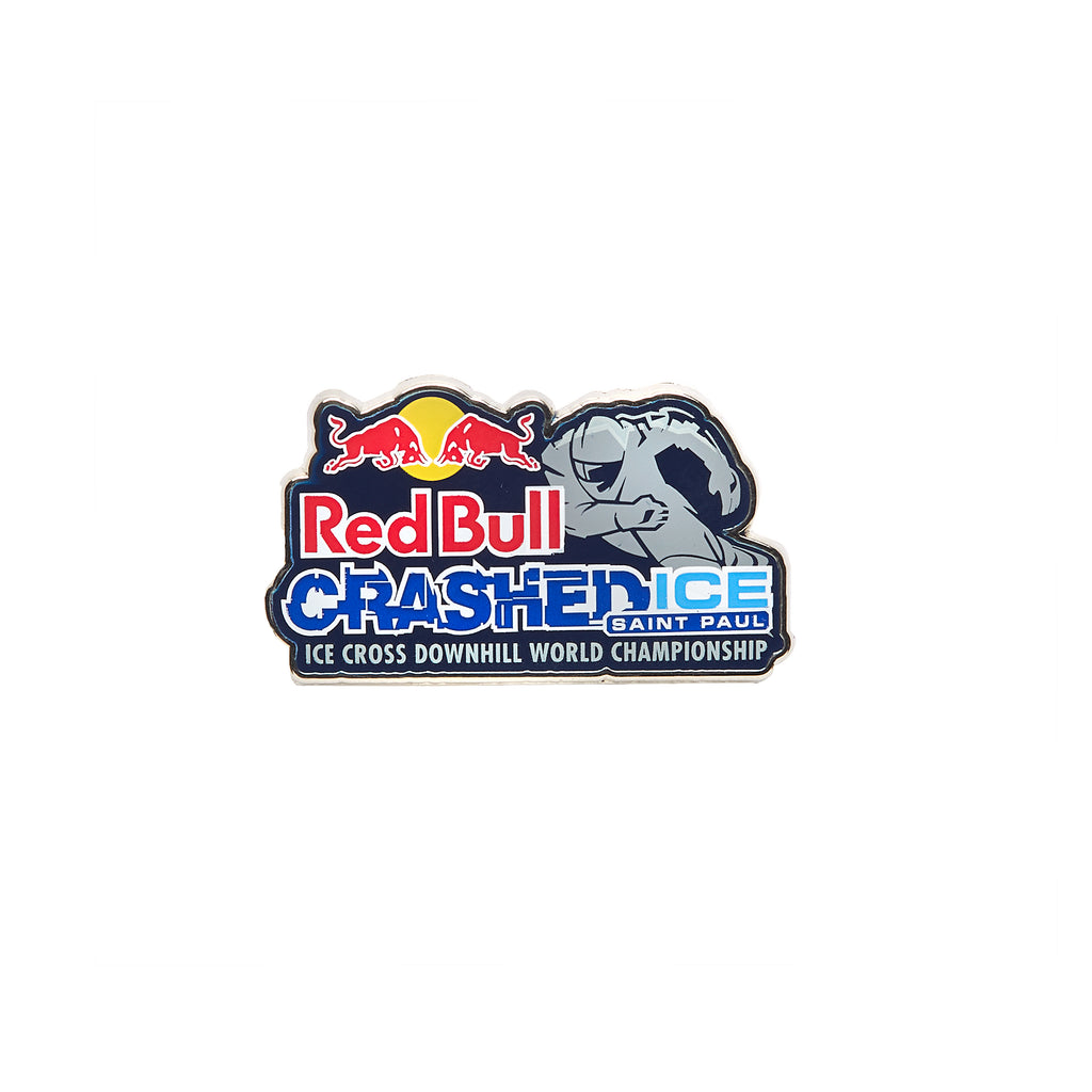 Red Bull Crashed Ice 2018 Pin