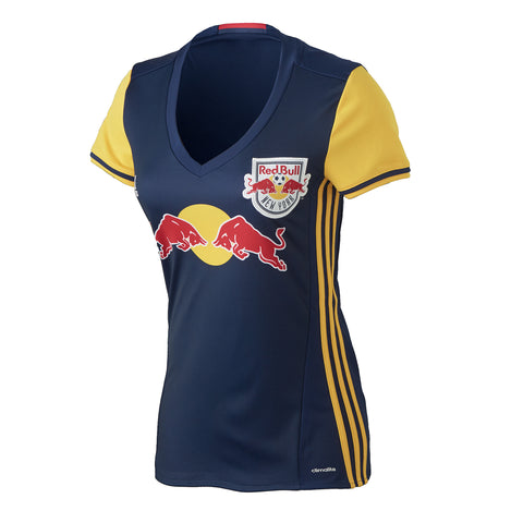 New York Red Bulls Women's adidas Replica Secondary Jersey
