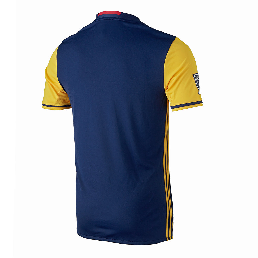 New York Red Bulls adidas 2016 Replica Secondary Jersey