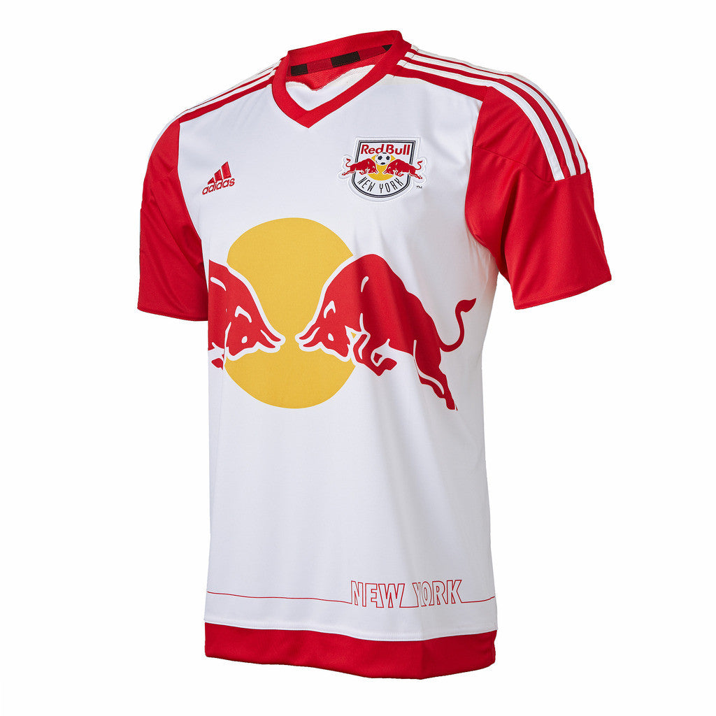 New York Red Bulls Replica Home Jersey