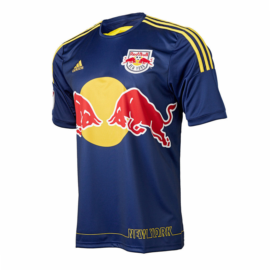 New York Red Bulls 2015 adidas Jersey