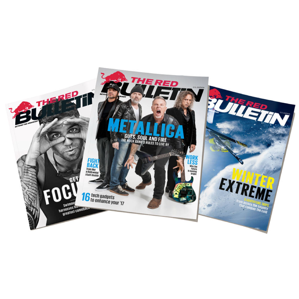 The Red Bulletin Magazine - One Year Subscription