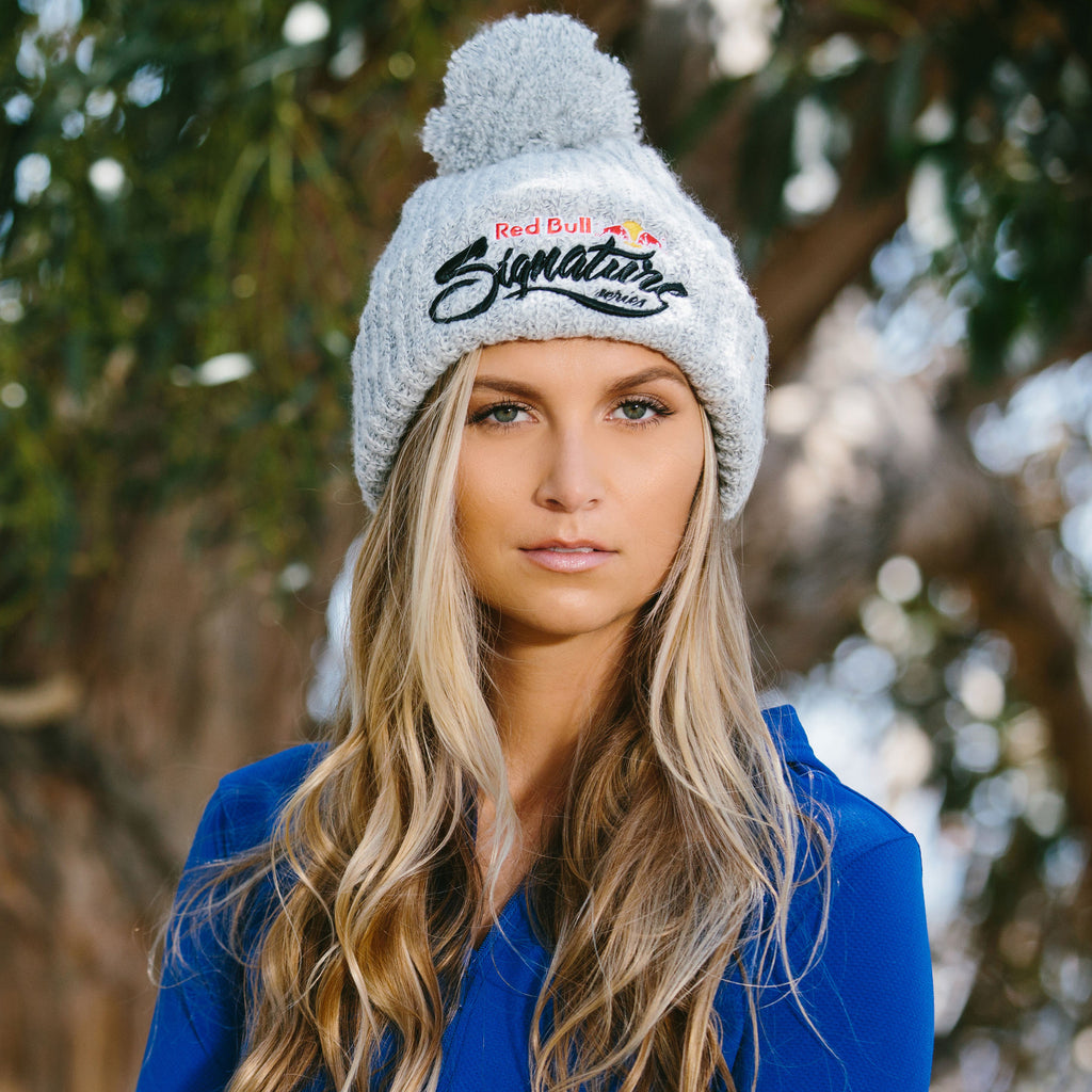 Red Bull Signature Series Neff Muffin Beanie