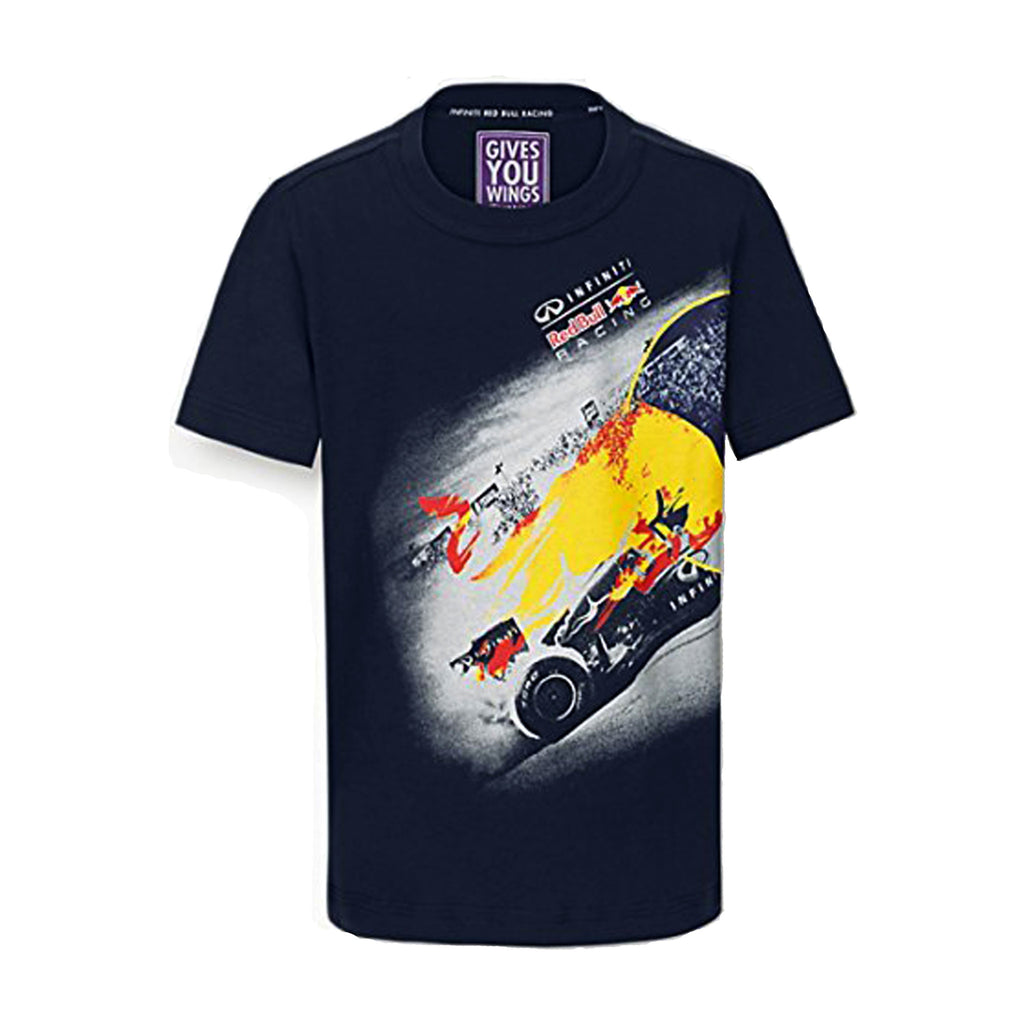 Infiniti Red Bull Racing 2015 Graphic Bull T-Shirt