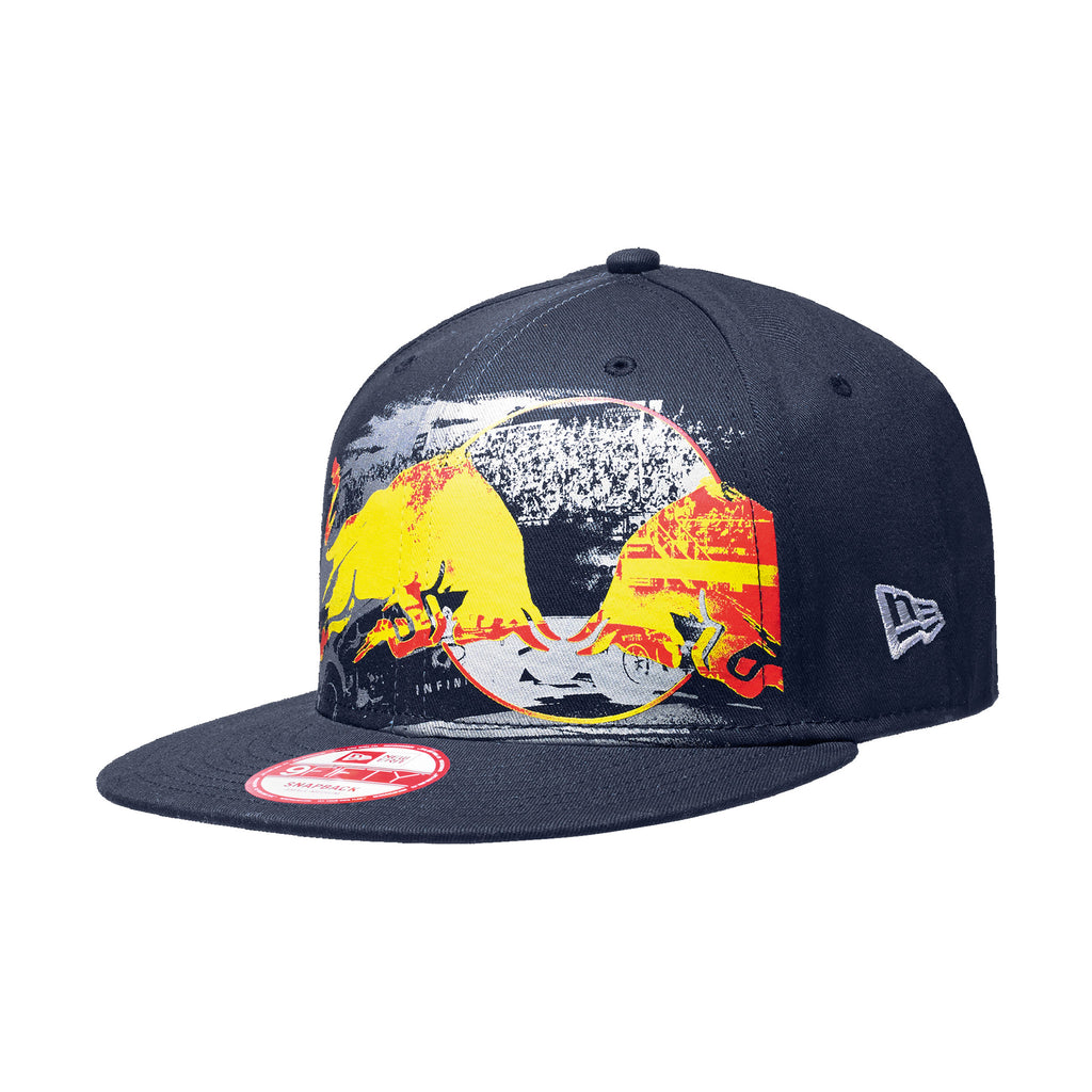 Infiniti Red Bull Racing 2015 New Era 9FIFTY Bull Snapback Hat  3bf4436a674