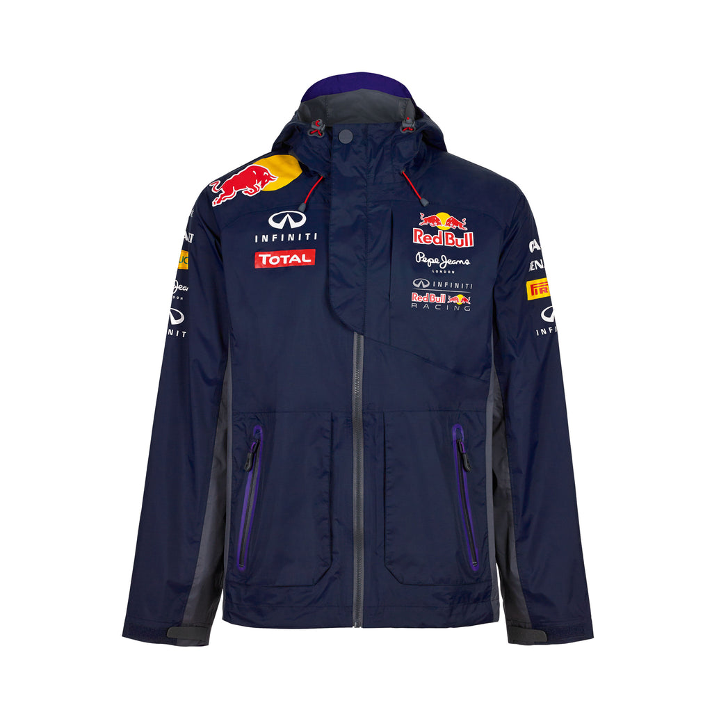 Infiniti Red Bull Racing 2015 Official Teamline Rainjacket