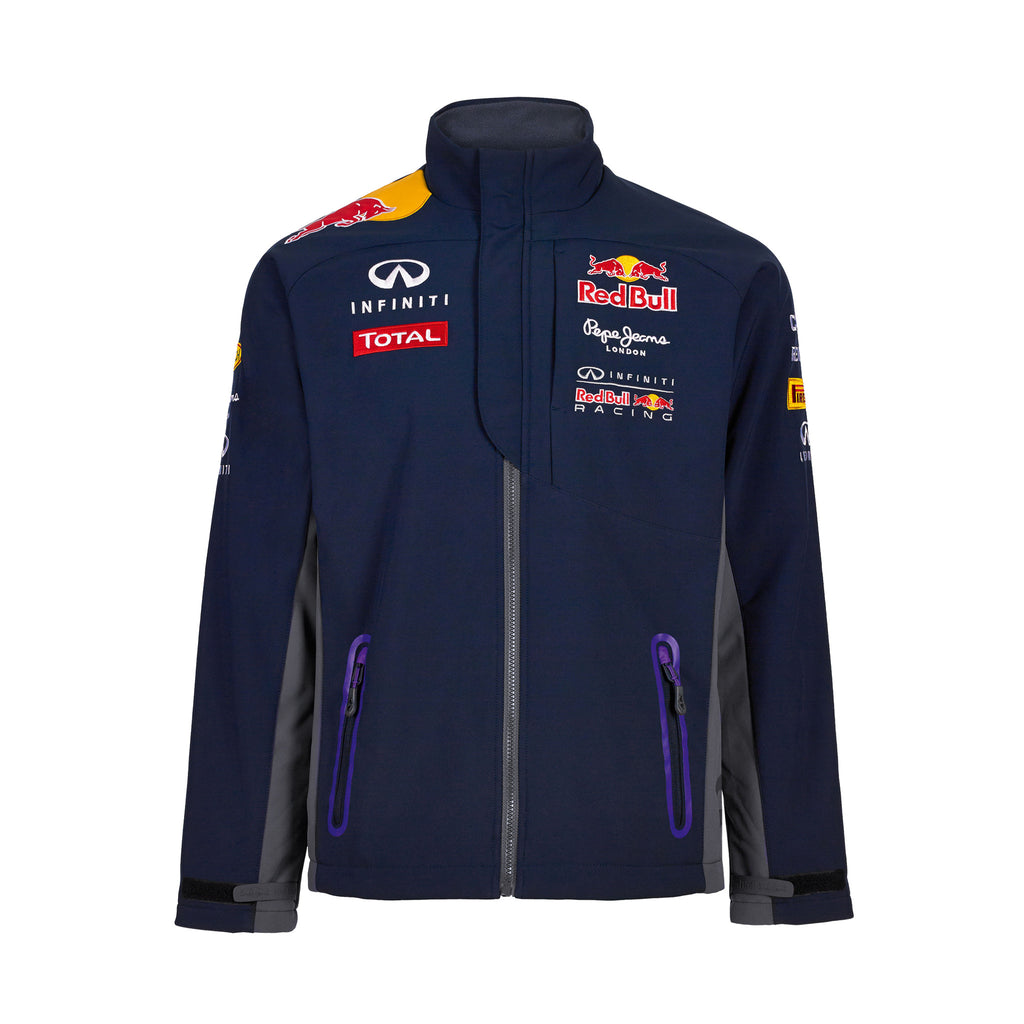 Infiniti Red Bull Racing 2015 Official Teamline Softshell Jacket