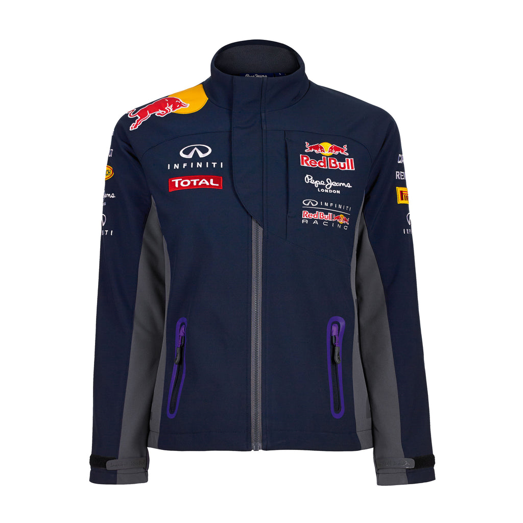 Infiniti Red Bull Racing Women's 2015 Official Teamline Softshell Jacket