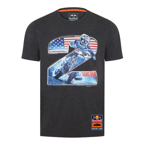Red Bull KTM Racing Team Cooper Webb 2 T-Shirt