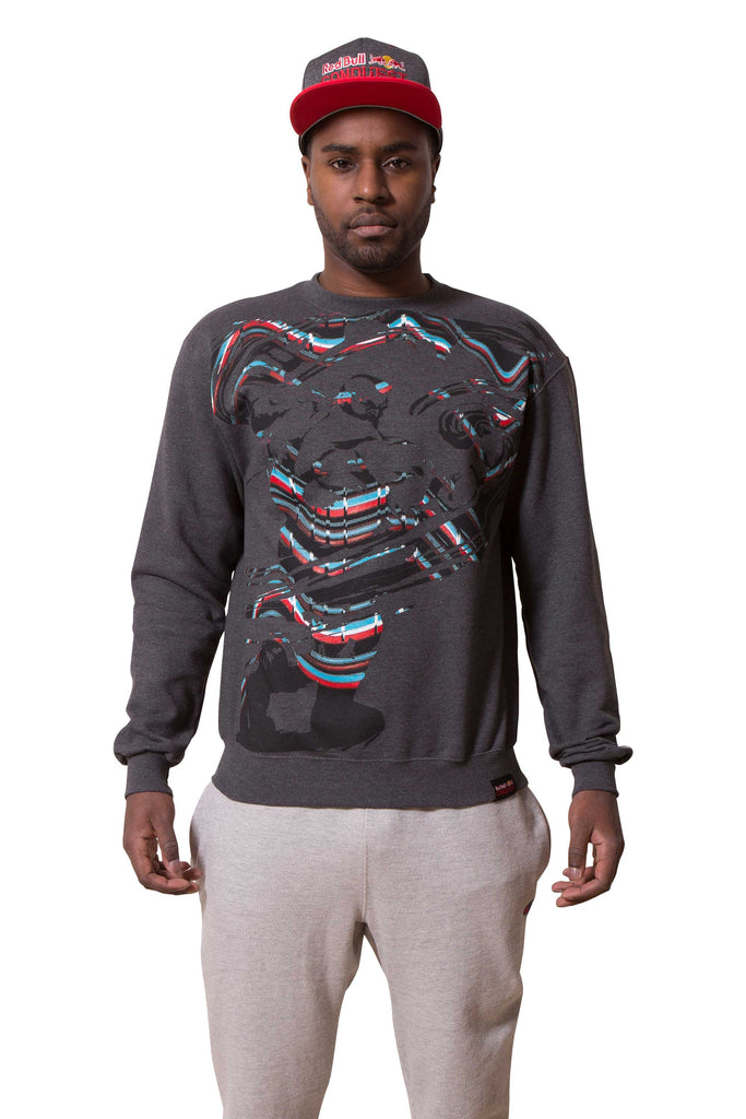 Red Bull Conquest Zangief Crewneck Sweatshirt