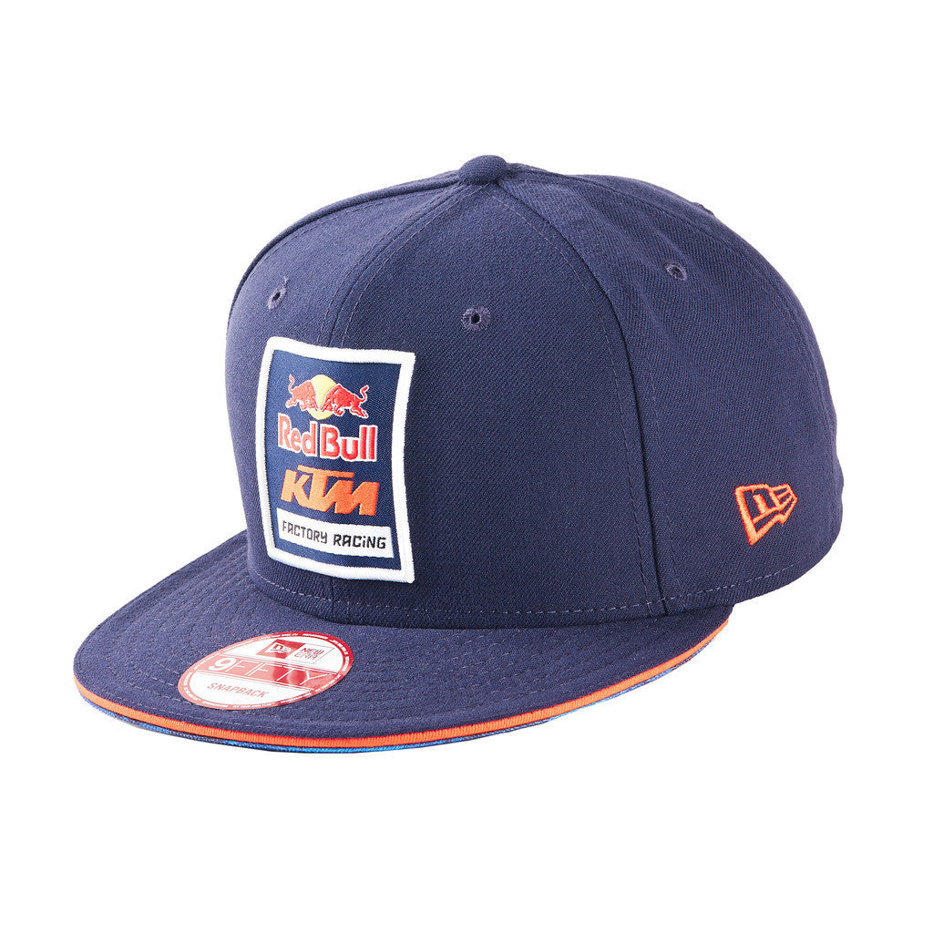 6aabb81a4c1 Red Bull KTM Factory Racing Logo Hat