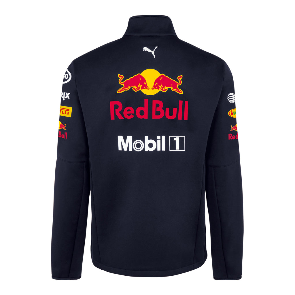 Aston Martin Red Bull Racing 2018 Official Teamline Softshell Jacket