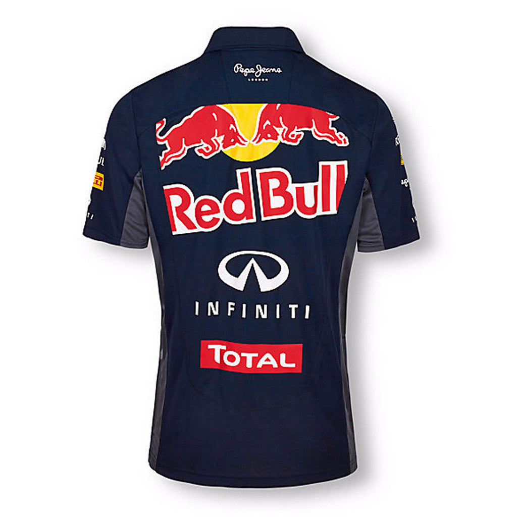 Infiniti Red Bull Racing 2015 Official Teamline Functional T-Shirt