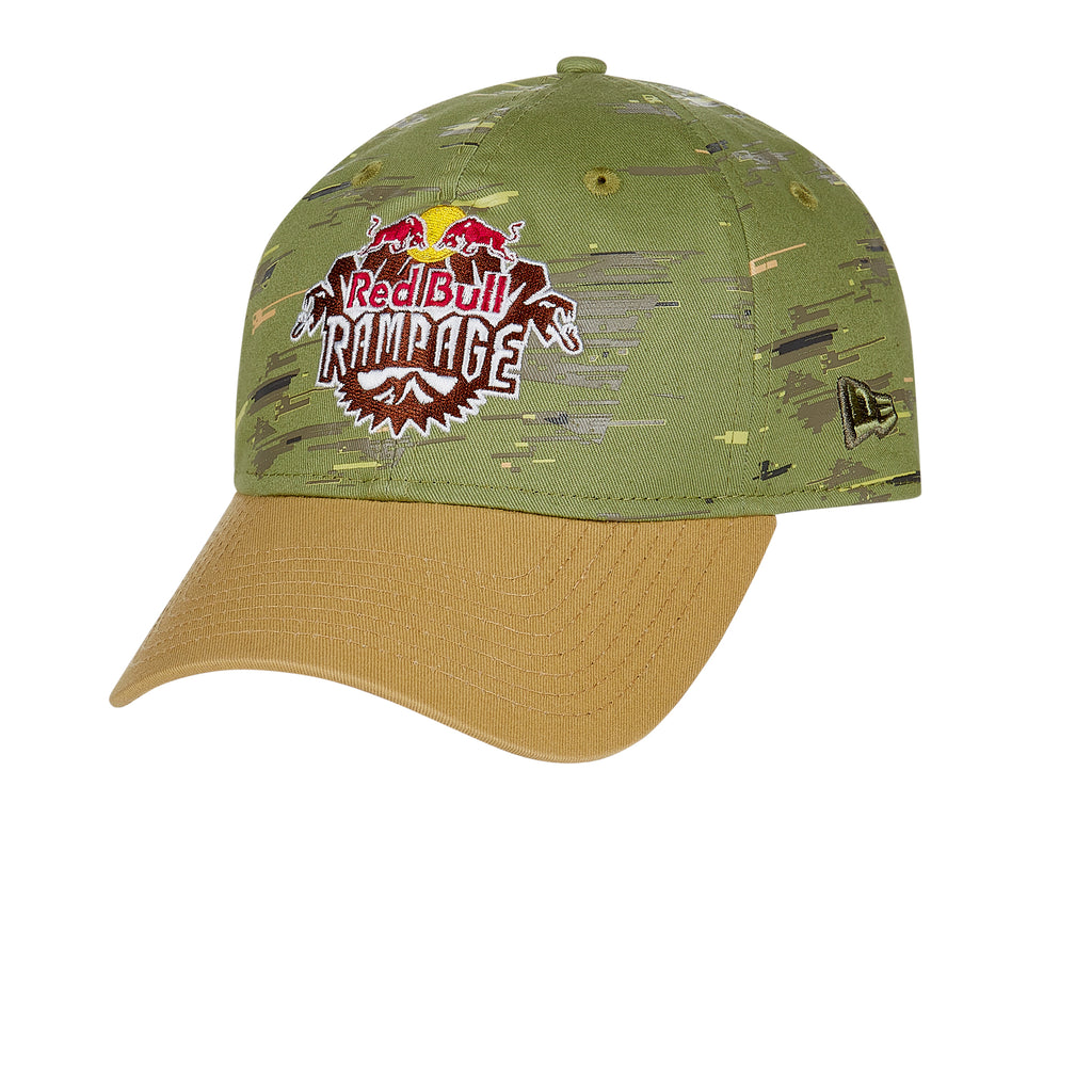 Red Bull Rampage New Era 9Twenty Camo Hat