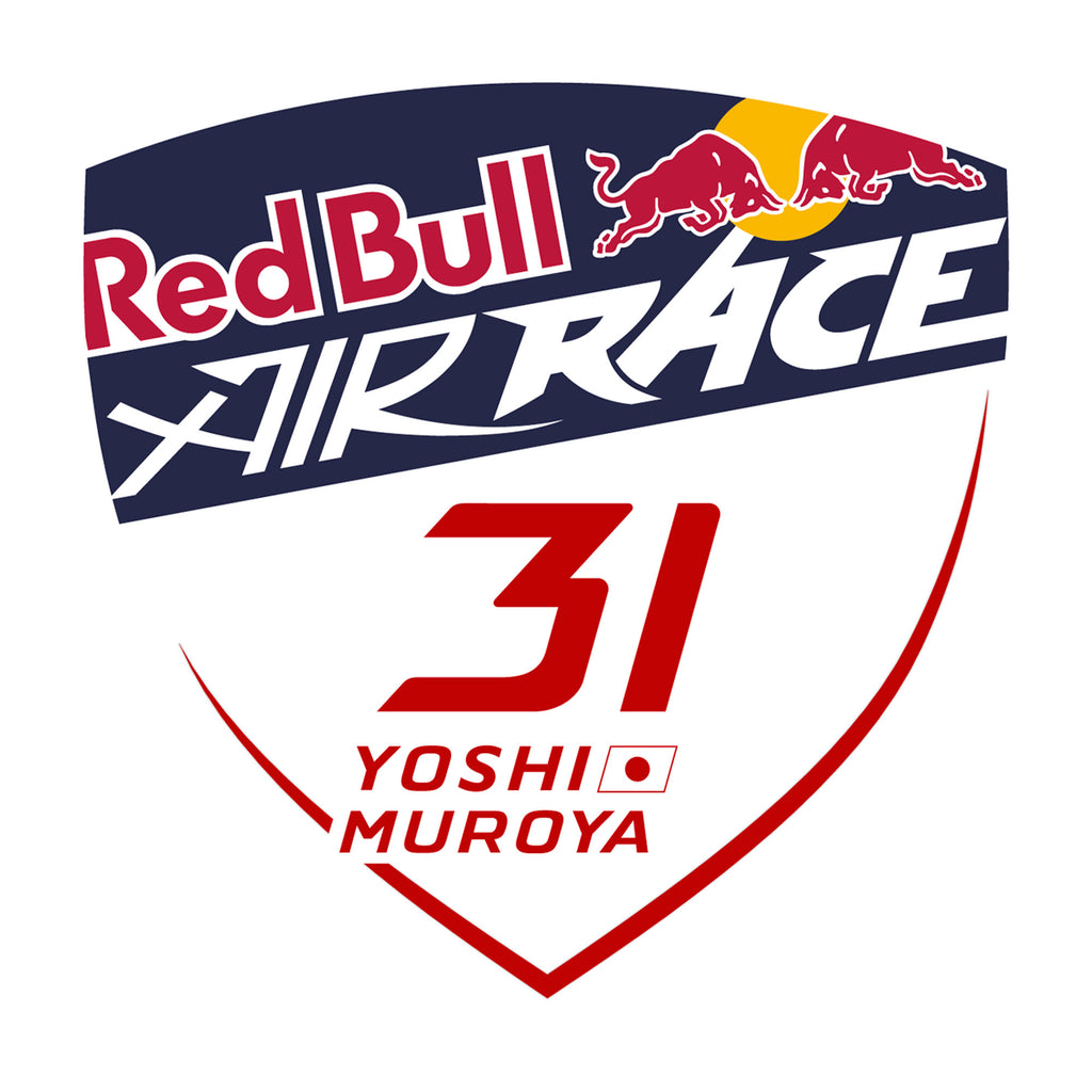 Red Bull Air Race Yoshi Muroya Pilot Patch
