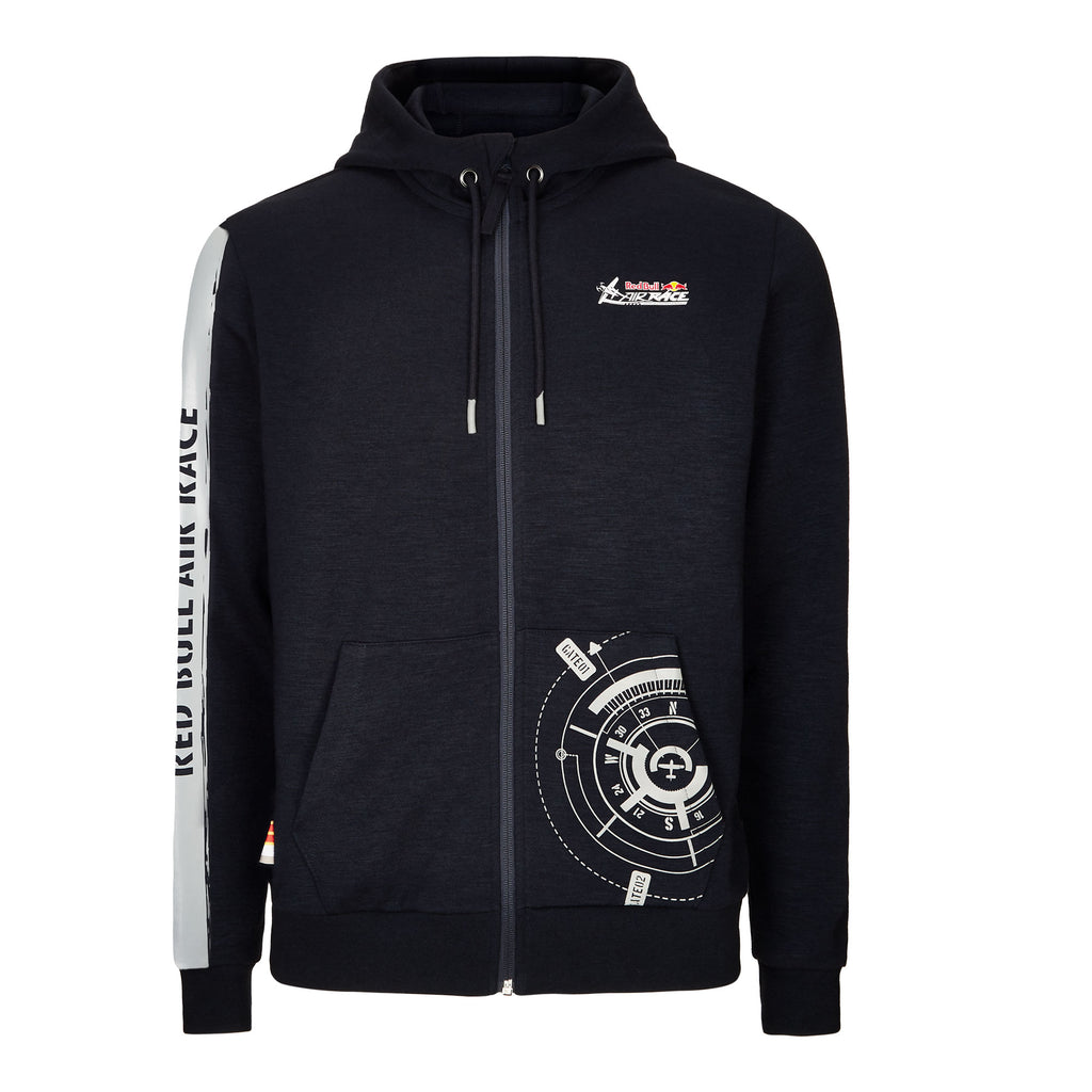 b4c426b10ea3 Red Bull Air Race Compass Zip Hoodie
