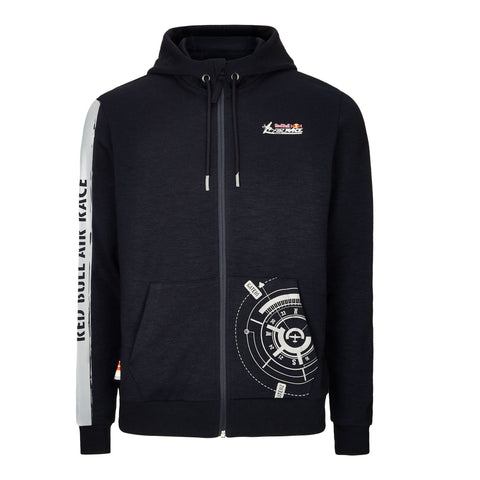 Red Bull Air Race Compass Zip Hoodie