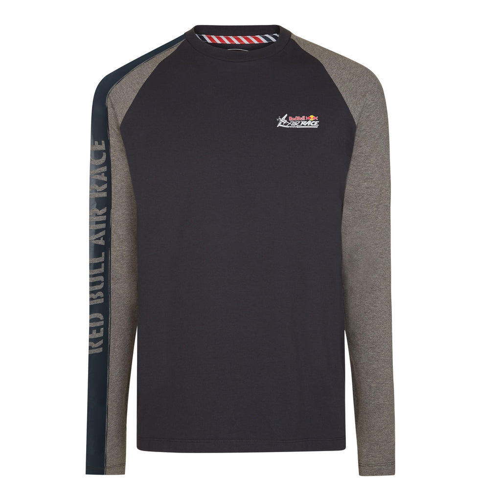 Red Bull Air Race Compass Long Sleeve T-Shirt