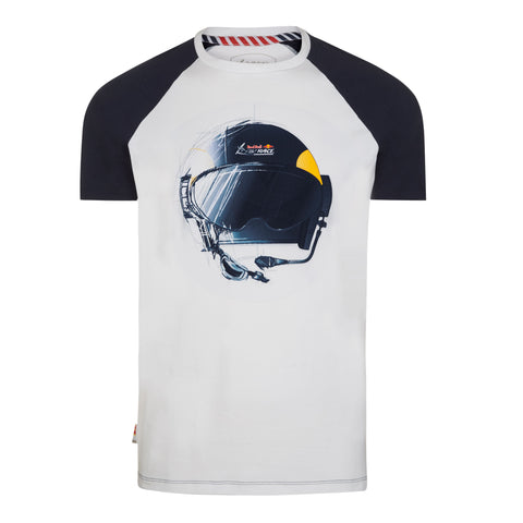 Red Bull Air Race Helmet T-Shirt