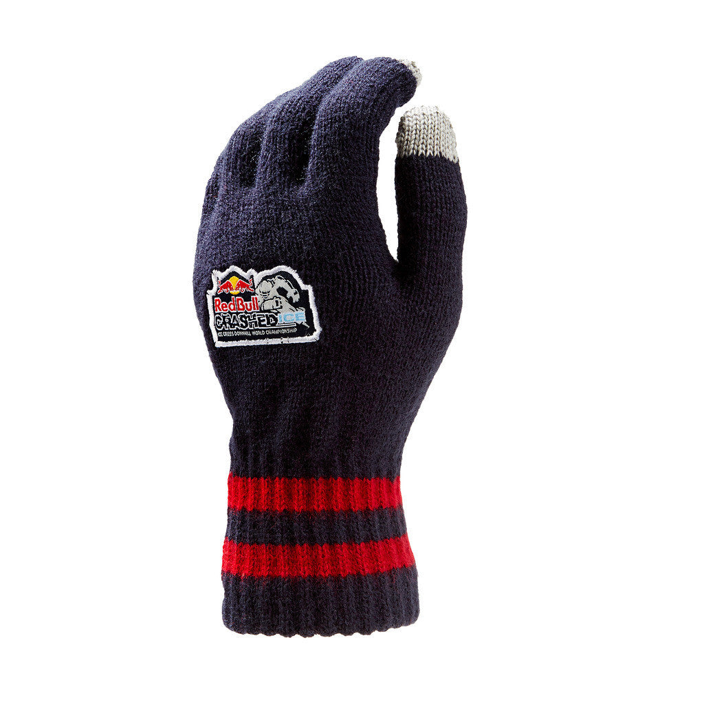 Red Bull Crashed Ice Gloves