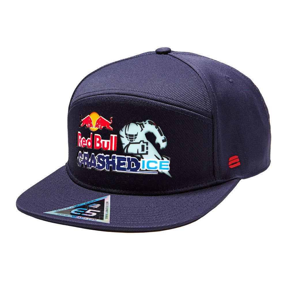 Red Bull Crashed Ice Lighted Hat