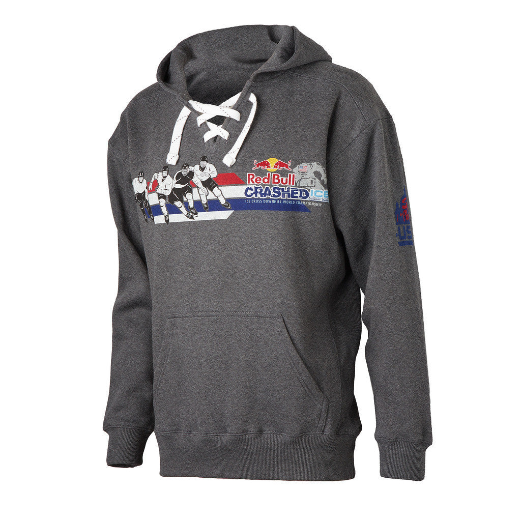 Red Bull Crashed Ice Sweatshirt