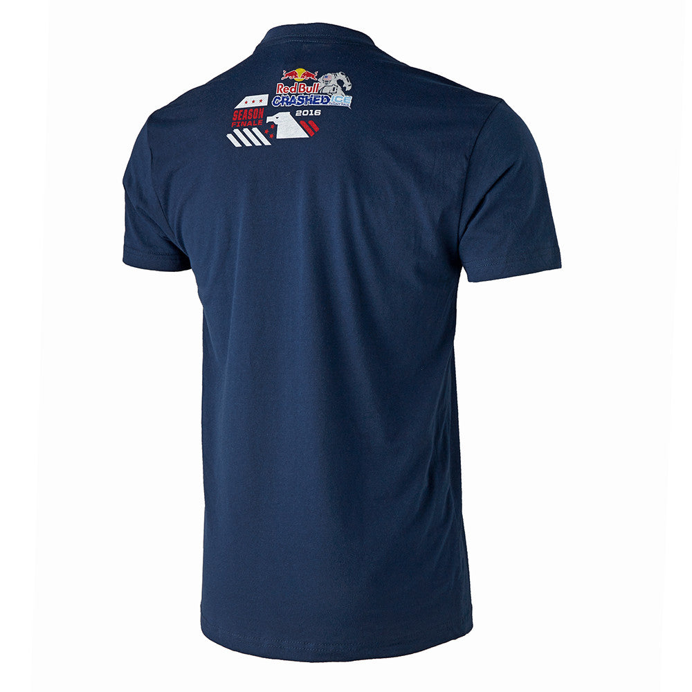 Red Bull Crashed Ice 2016 Mens Tee