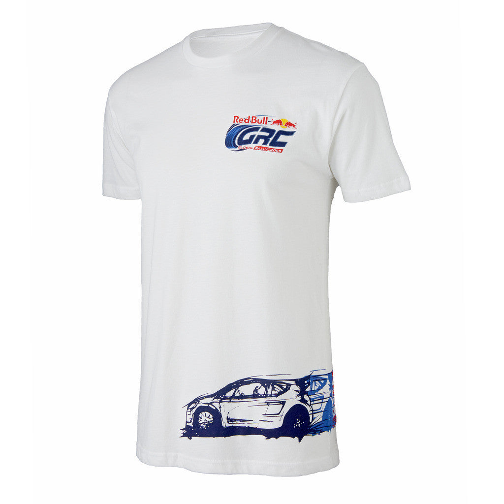 Red Bull GRC Burn Out Tee