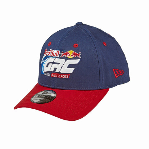 Red Bull GRC New Era Fitted Logo Hat