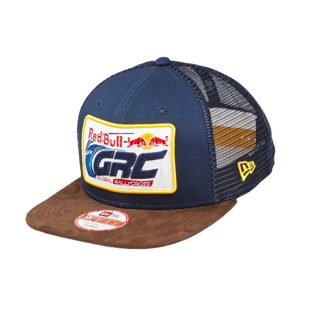Red Bull GRC New Era Patch Hat