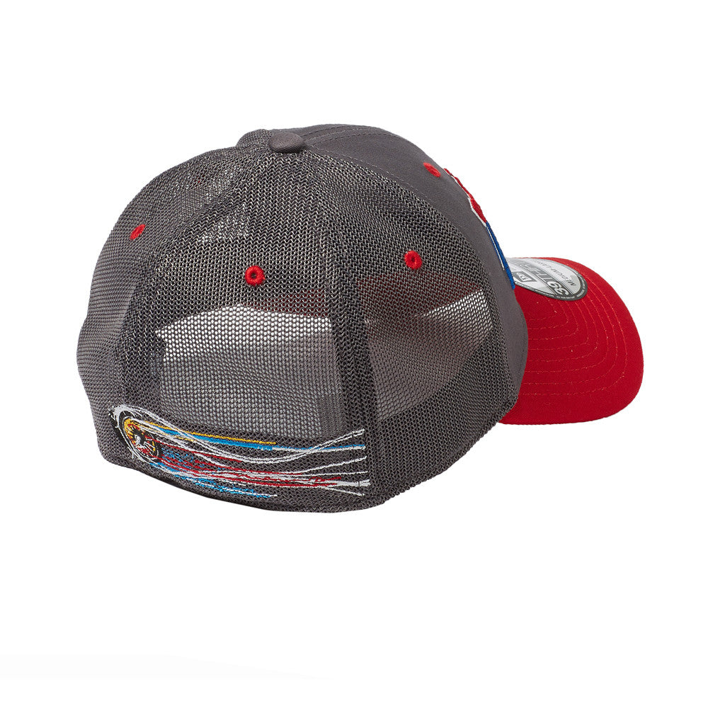 Red Bull 2016 GRC Fitted Logo Hat