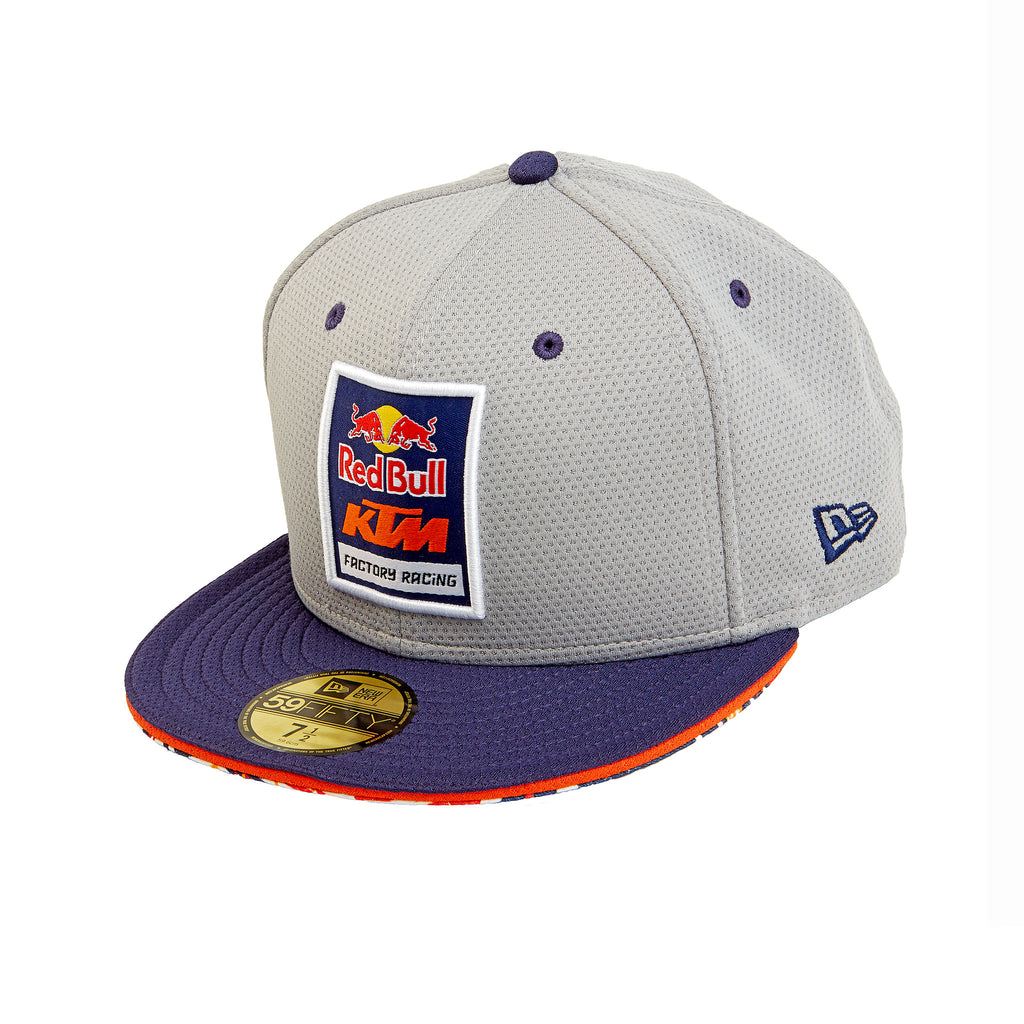 Red Bull KTM Factory Racing Mesh Fitted Hat