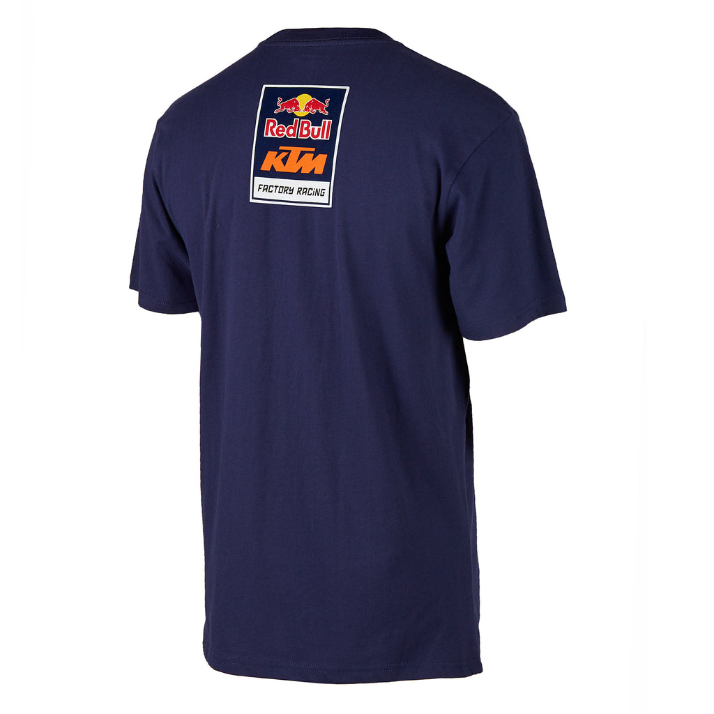 Red Bull KTM Factory Racing Logo Tee
