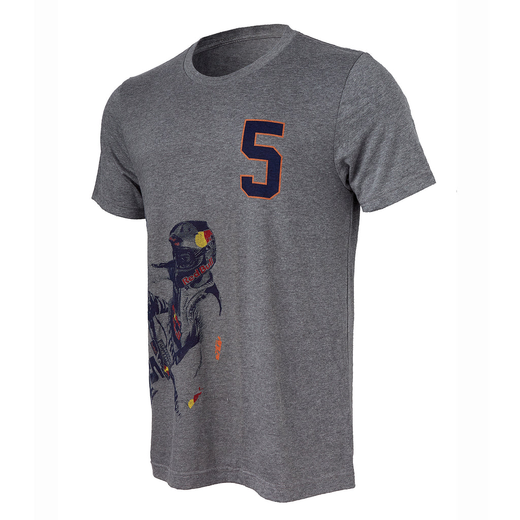 Red Bull KTM Factory Racing Ryan Dungey Five Tee