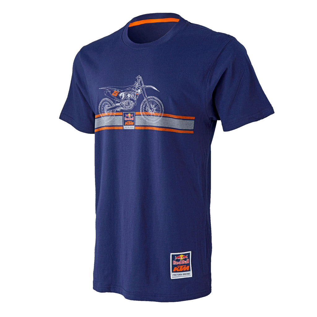 Red Bull KTM Factory Racing Dungey Outline Tee