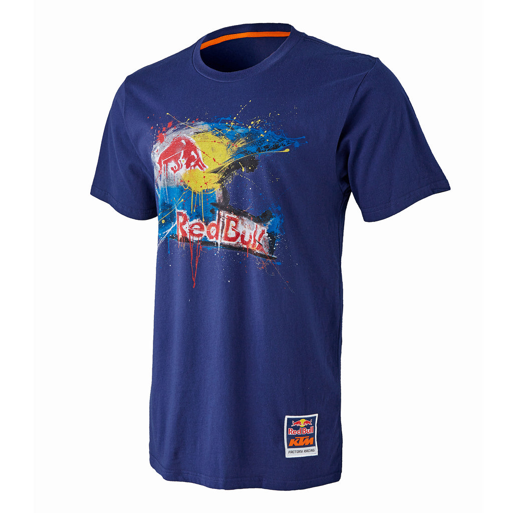 Red Bull KTM Factory Racing Helmet Tee