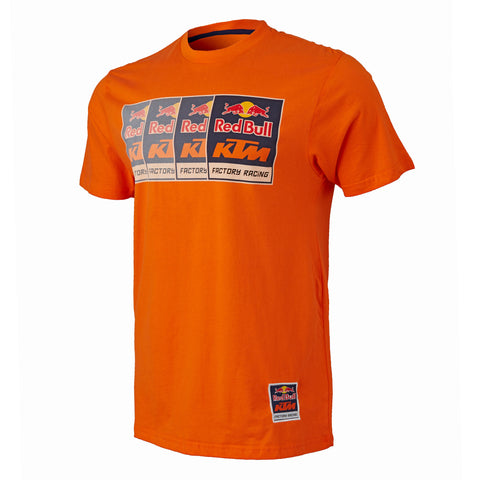 Red Bull KTM Factory Racing Slide Tee