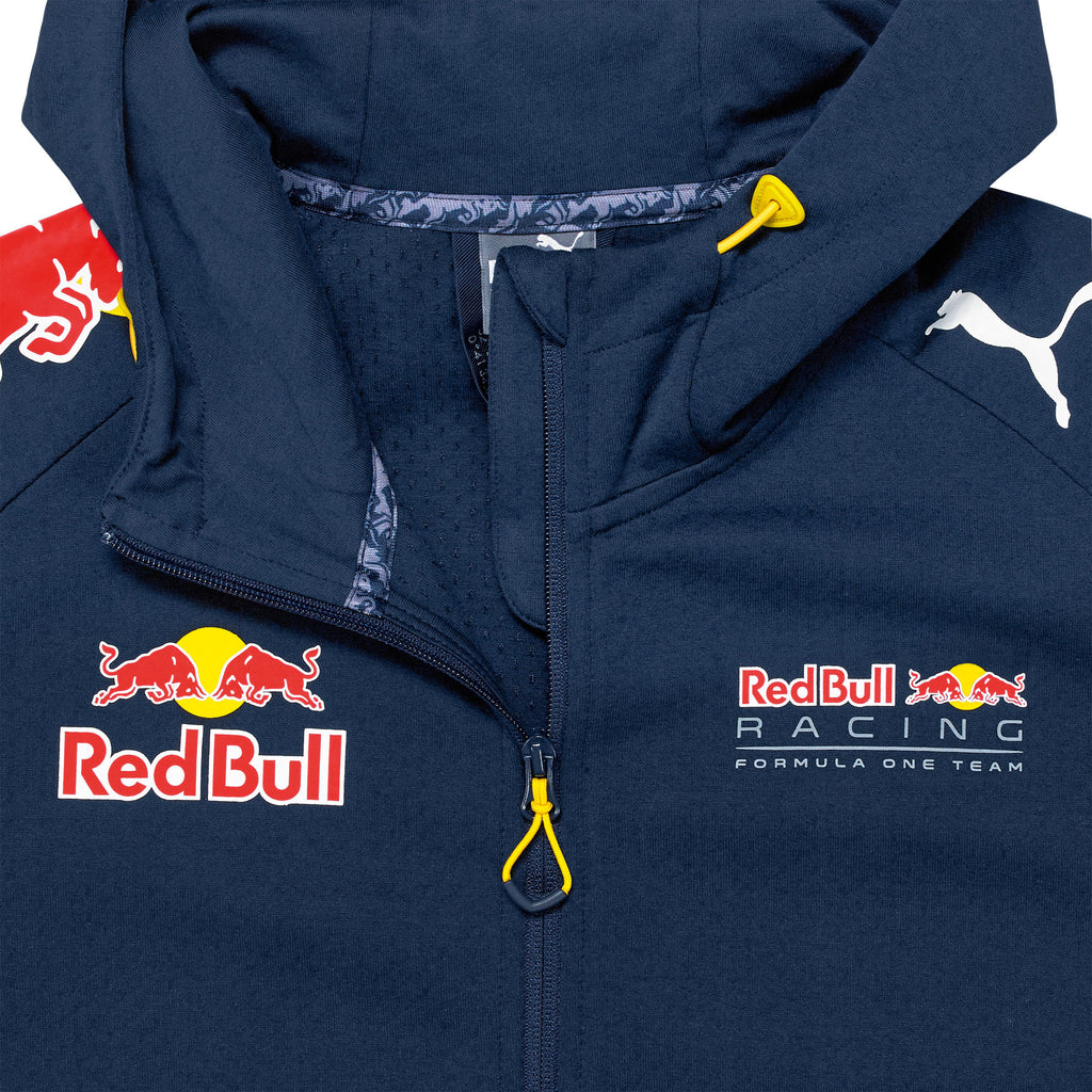 Red bull clothing store