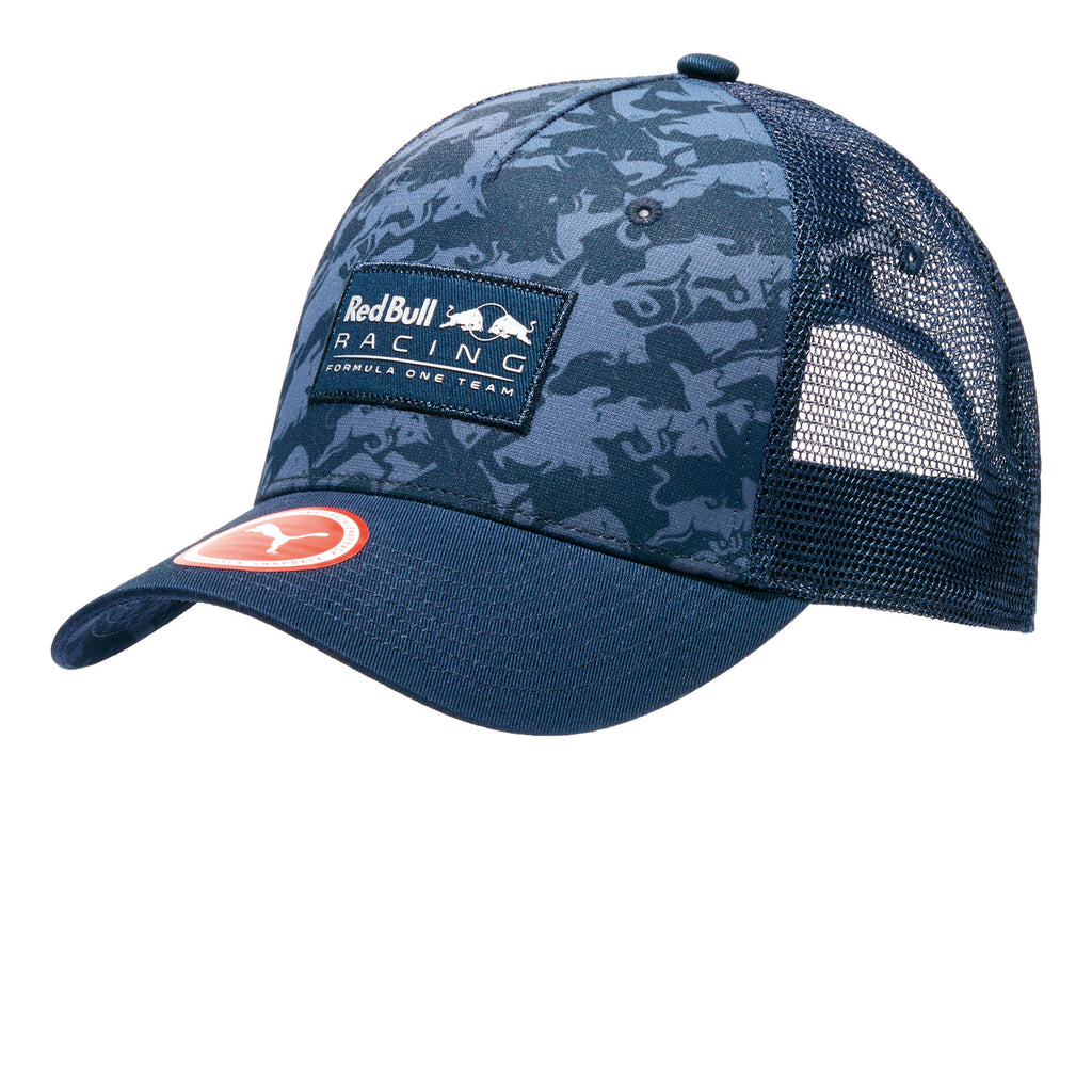 Red Bull Racing 2016 Stampede Trucker Cap