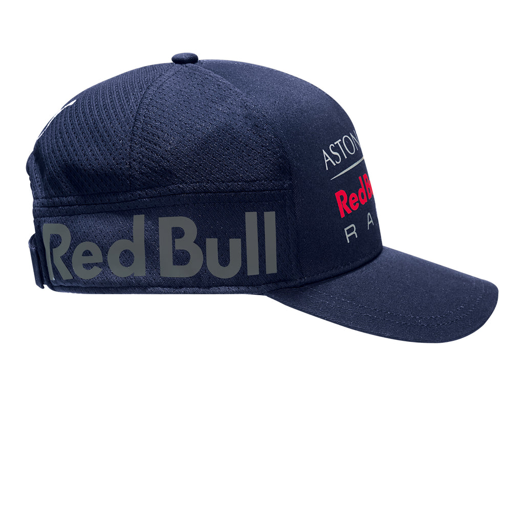 ce4a06620c9 Aston Martin Red Bull Racing 2018 Official Teamline Hat ...