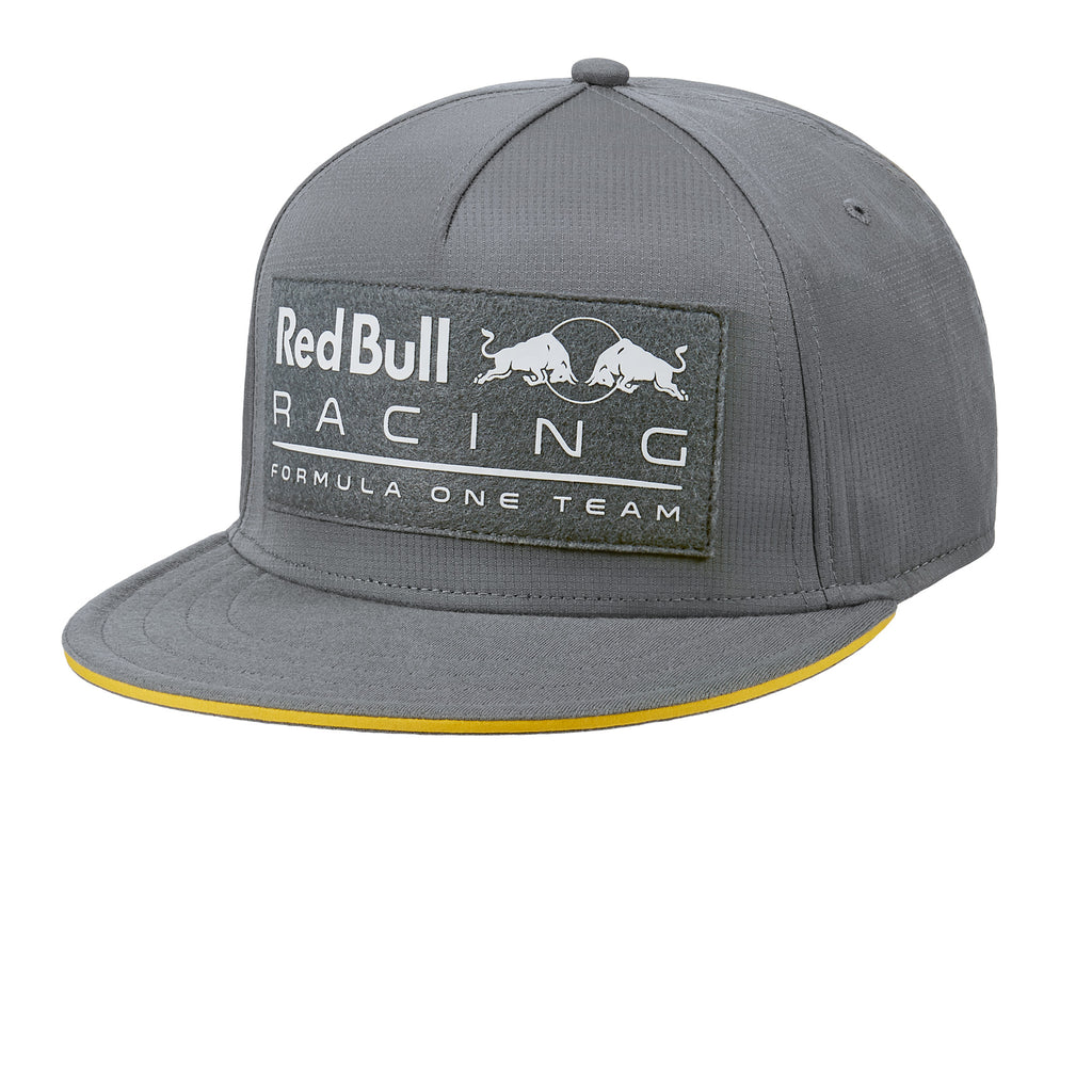 Aston Martin Red Bull Racing Patch Flat Hat