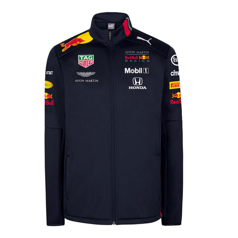 Red Bull Racing Official Teamline Softshell Jacket